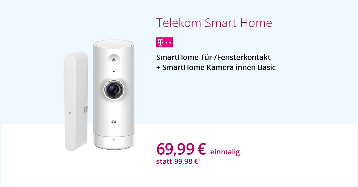Magenta SmartHome Zuhause-im-Blick-Paket