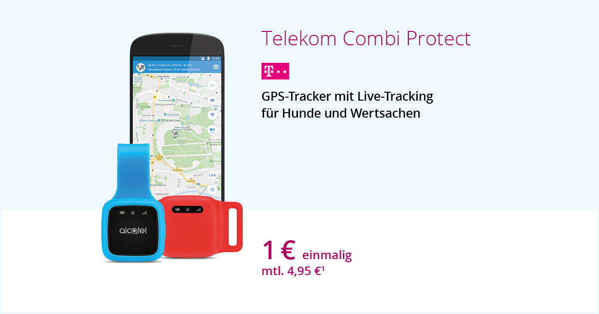 Combi Protect GPS-Tracker