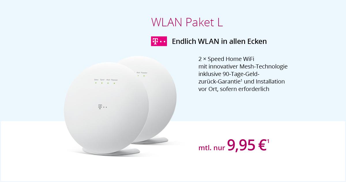 Telekom WLAN Paket L