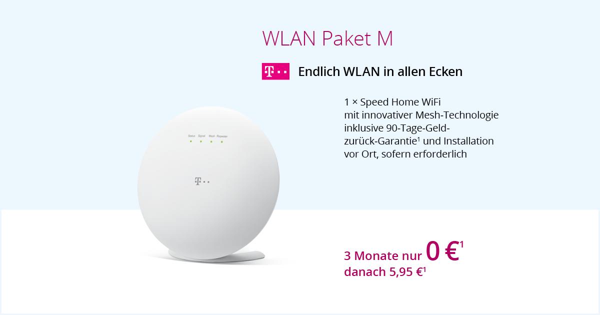 Telekom WLAN Paket M