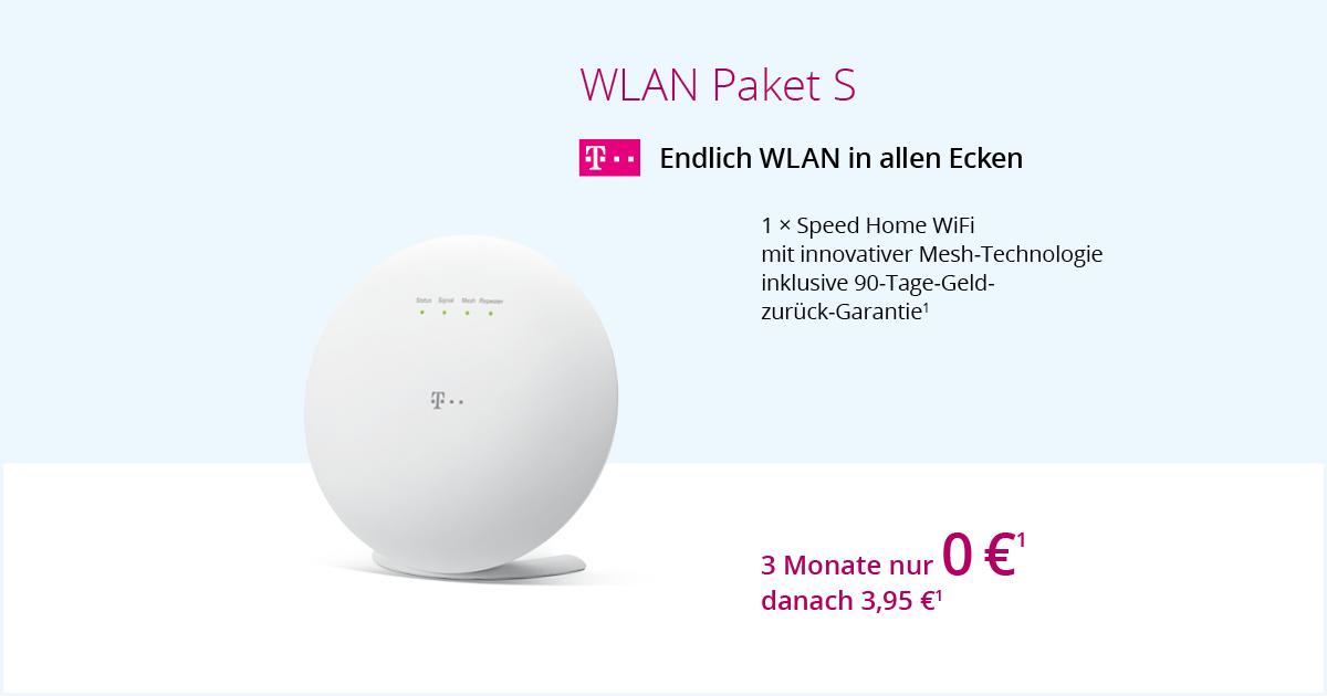 Telekom WLAN Paket S