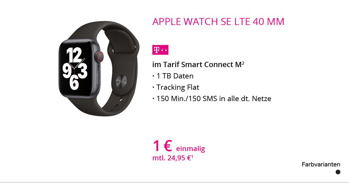 Apple Watch SE LTE 40 Mm Mit Smart Connect M